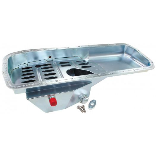 Aeroflow Fabricated Front Sump Oil Pan FAF Automotive