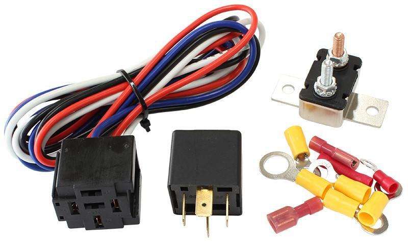 Aeroflow Performance Fuel Pump Relay Wiring Kit FAF Automotive