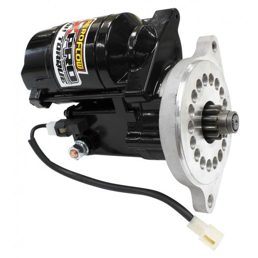 Aeroflow Performance XPRO High Torque Starter Suit SB Ford 289-302-351 Windsor & 351 Cleveland With Automatic, 1.4kw / 1.9hp FAF Automotive