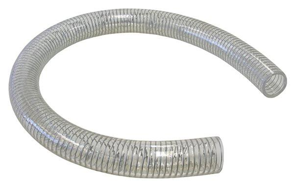 Aeroflow Reinforced Clear PVC Breather Hose FAF Automotive