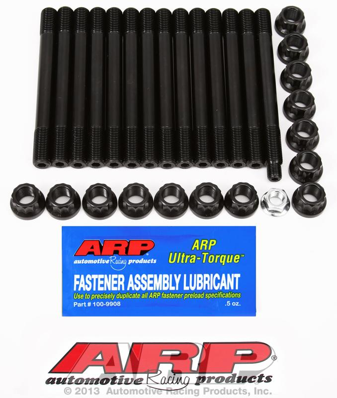 ARP Main Stud Kit FOR Ford 4.0L XR6 Inline 6cyl FAF Automotive
