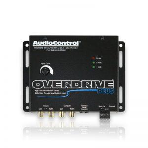 AudioControl 2 Channel Line Driver FAF Automotive