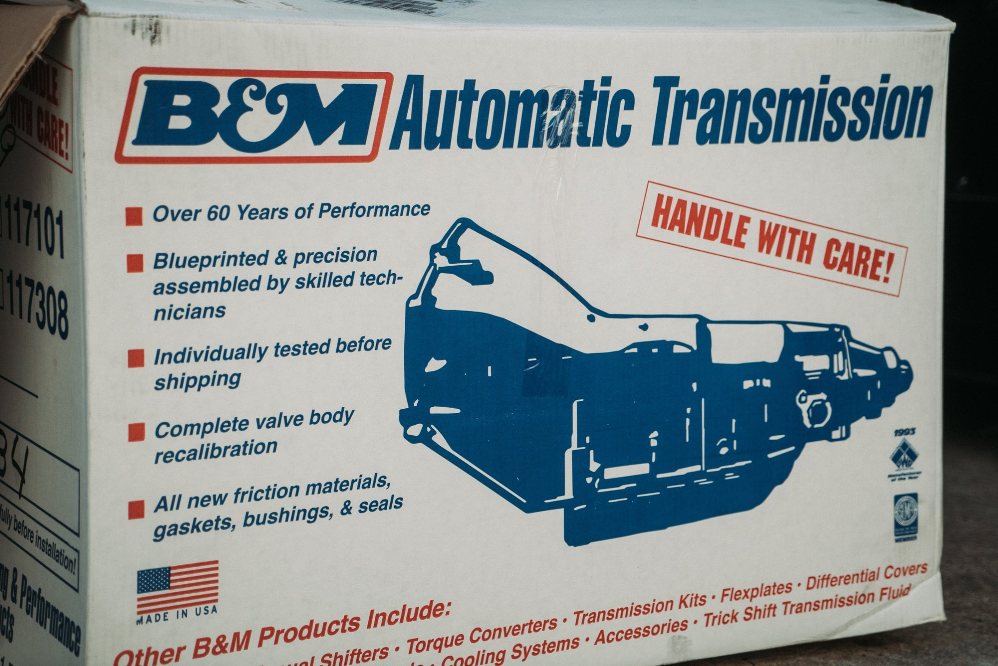 B&M Turbo 400 FAF Automotive