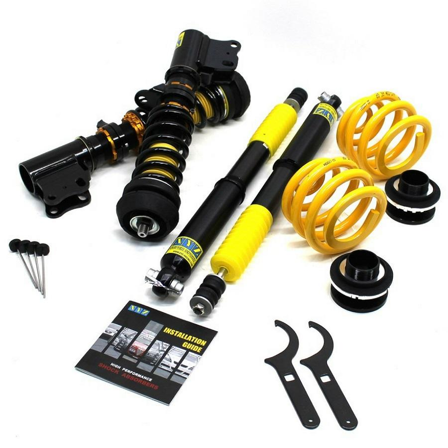 BMW E90 6 CYL 2005-2011 XYZ Racing Super Sport Coilovers FAF Automotive