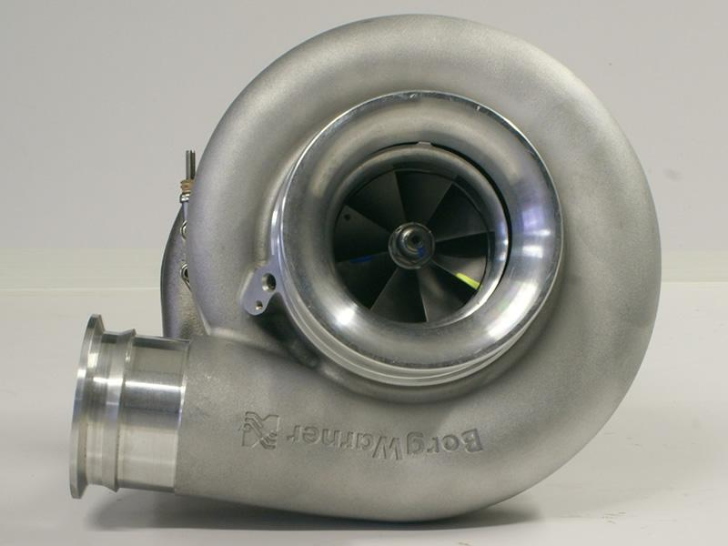 Borg Warner S500SX (90mm) Race Turbocharger FAF Automotive