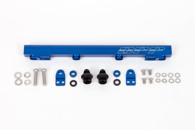 BPP MITSUBISHI 4G63 (EVO 4-6) FUEL RAIL KIT FAF Automotive Blue