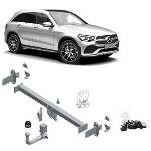 Brink Towbar to suit Mercedes Amg Glc43 (09/2016 - 2018), MERCEDES-BENZ GLC-CLASS (01/2015 - on) FAF Automotive