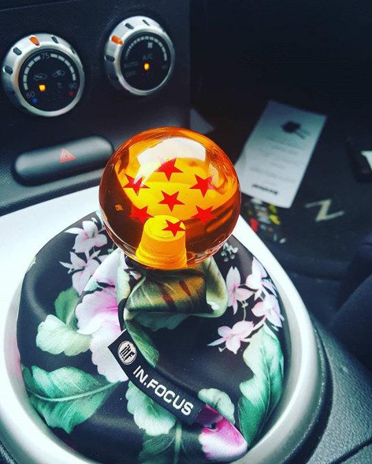 Dragon Ball Z Shifter