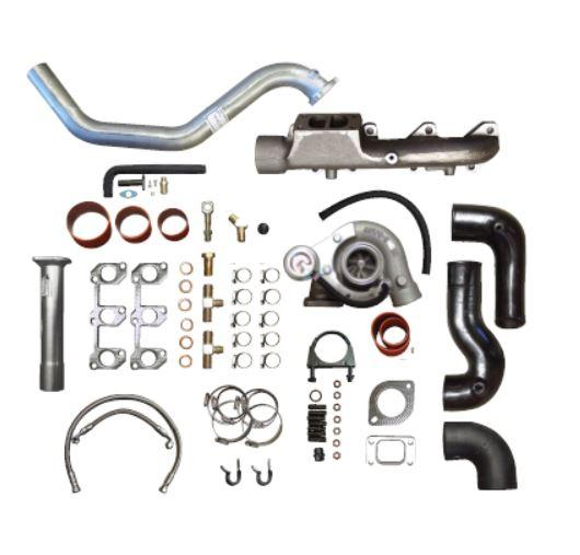 DTS Turbo Kit Suits Toyota Land Cruiser 75 Series 4.2L 1HZ FAF Automotive