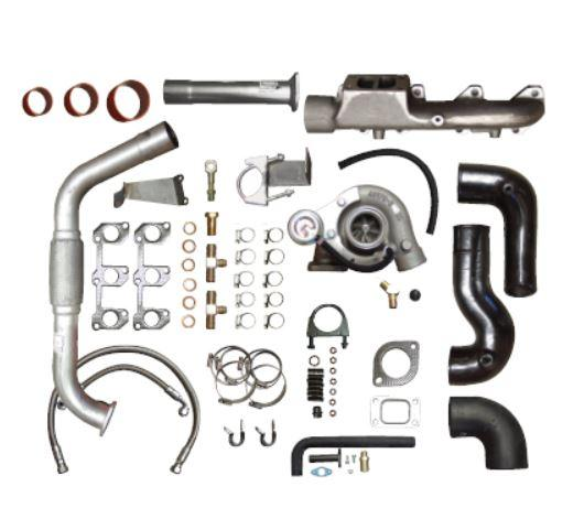 DTS Turbo Kit Suits Toyota Land Cruiser 80 Series 4.2L 1HZ FAF Automotive