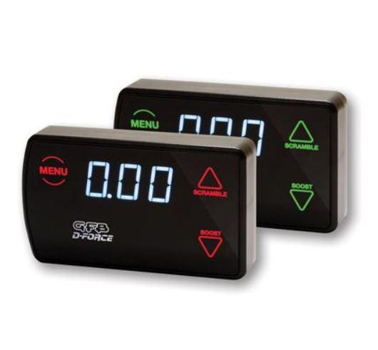 GFB D-Force Boost Controller & EGT Gauge FAF Automotive