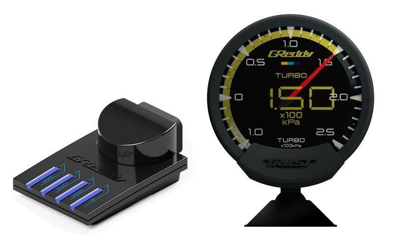 GReddy Sirius Vision Display (Turbo, Pressure, Temp) FAF Automotive