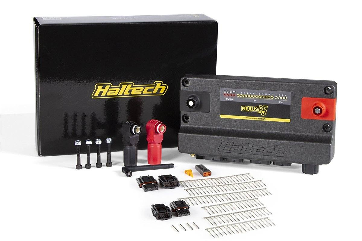 Haltech NEXUS R5 + Plug and Pin Set Haltech