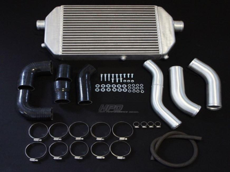 High Performance Diesel (HPD) FRONT MOUNT INTERCOOLER KIT (TRITON ML-MN 2.5L) FAF Automotive