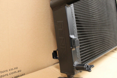 HOLDEN VZ COMMODORE V8 FULL ALLOY PERFORMANCE RADIATOR STEALTH SERIES. FAF Automotive