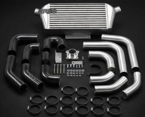 Intercooler Kit Suits Toyota Hilux 1KZ-TE 2002 - 2005 (Front Mount) FAF Automotive