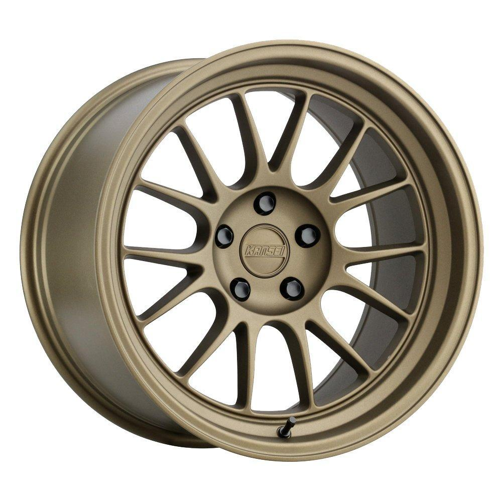 Kansei Corsa | Textured Bronze FAF Automotive 18 x 9 5 x 100 +12