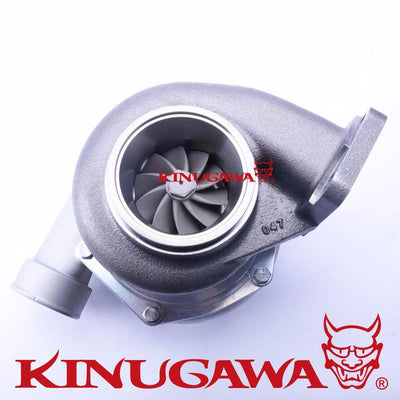 "Kinugawa Ball Bearing Billet Turbocharger GT3582R AR.89 T3 3"" V-Band for TOYOTA 1JZ-GTE 2JZ-GTE FAF Automotive"