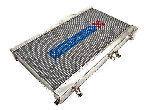 KOYO N-FLO ALLOY RADIATOR - NISSAN SILVIA S14 / S15 FAF Automotive