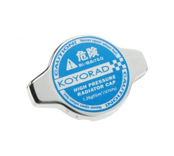 KOYORAD 1.3 BAR RADIATOR CAP - HYPER BLUE (BRZ/86) FAF Automotive