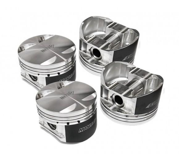 Manley High Performance Piston Set 99.75mm 8.5:1 (Subaru EJ25) FAF Automotive