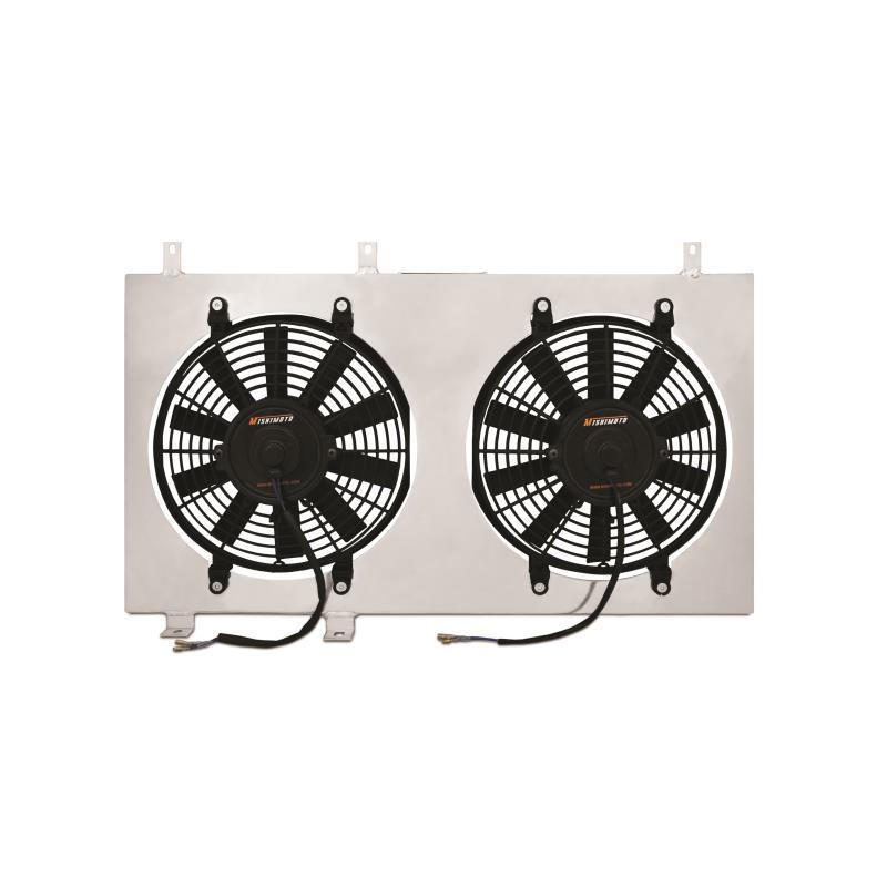 Mishimoto NISSAN 200SX S14 PERFORMANCE ALUMINIUM FAN SHROUD KIT, 1995-1998 SR20 ENGINE