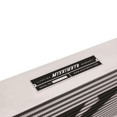 MISHIMOTO UNIVERSAL INTERCOOLER R-LINE FAF Automotive