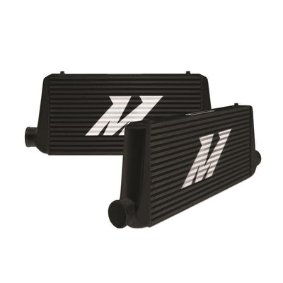 MISHIMOTO UNIVERSAL INTERCOOLER R-LINE FAF Automotive Black