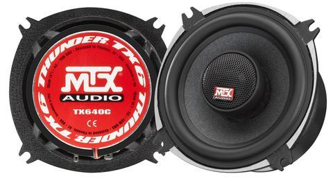 "MTX Audio TX6 Series 4"" Coaxial Speakers - TX640C FAF Automotive"