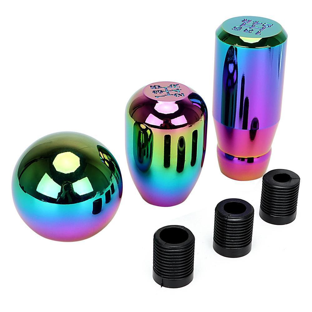 Neo Chrome Weighted Shifters
