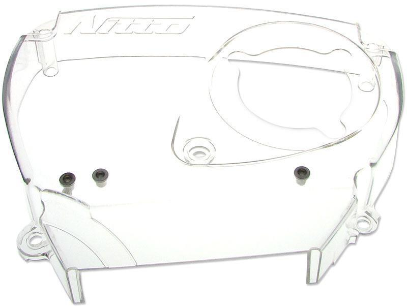 Nitto NISSAN RB26 CLEAR CAM COVER FAF Automotive