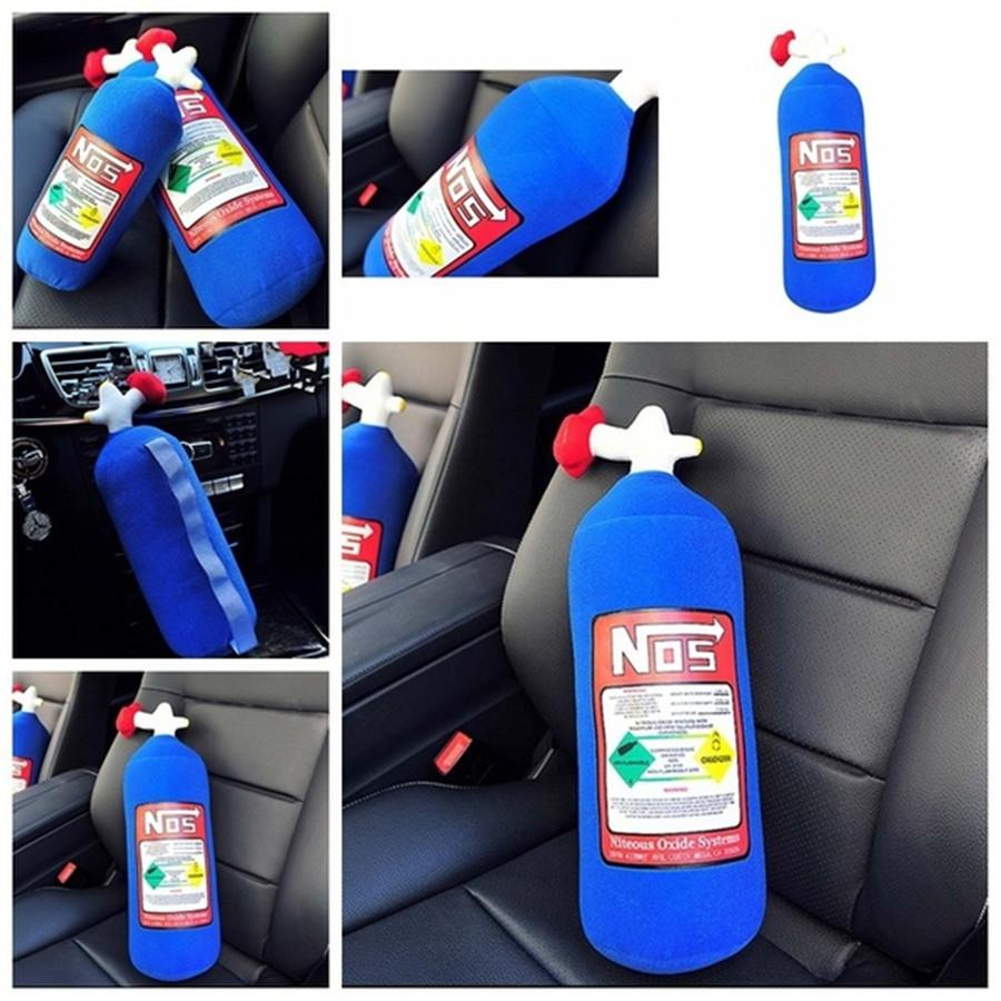Nos Bottle Cushion