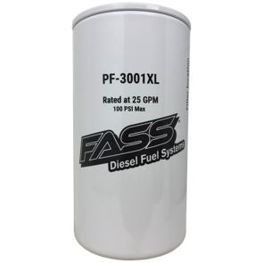 PF-3001 PARTICULATE FILTER - Extended Length FAF Automotive