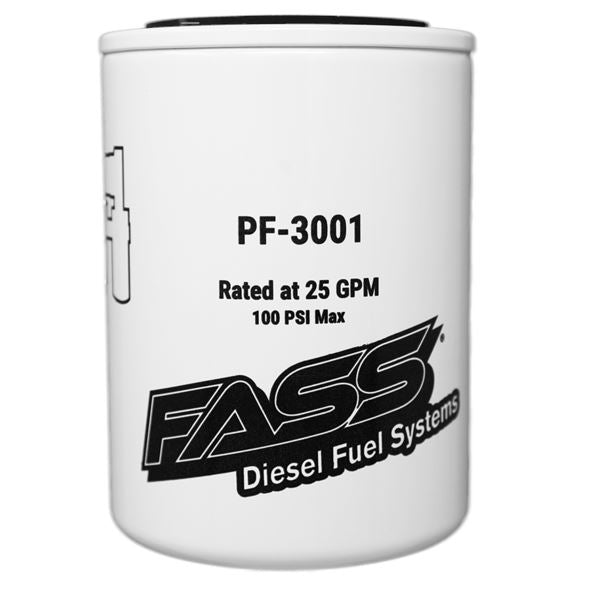 PF-3001 PARTICULATE FILTER FAF Automotive