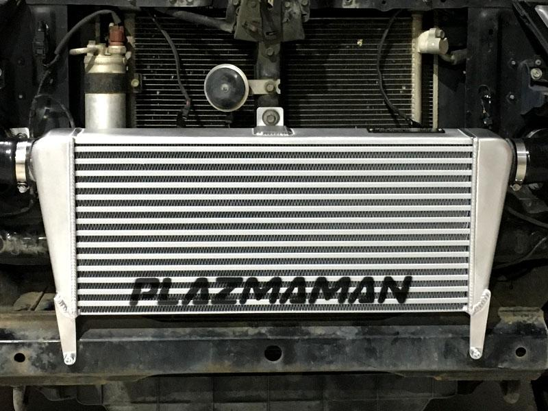 Plazmaman Triton ML-MN 2006 – 2016 3.2L Intercooler Upgrade