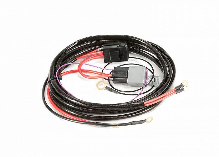 Process West Anti-Surge Twin Pump Fuel System Wiring Harness (suits Ford Falcon FG)
