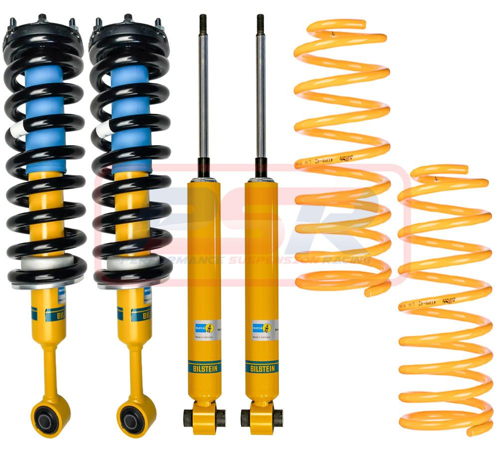 "Ford Everest UA Mk1 Bilstein 2"" Lift Kit FAF Automotive"