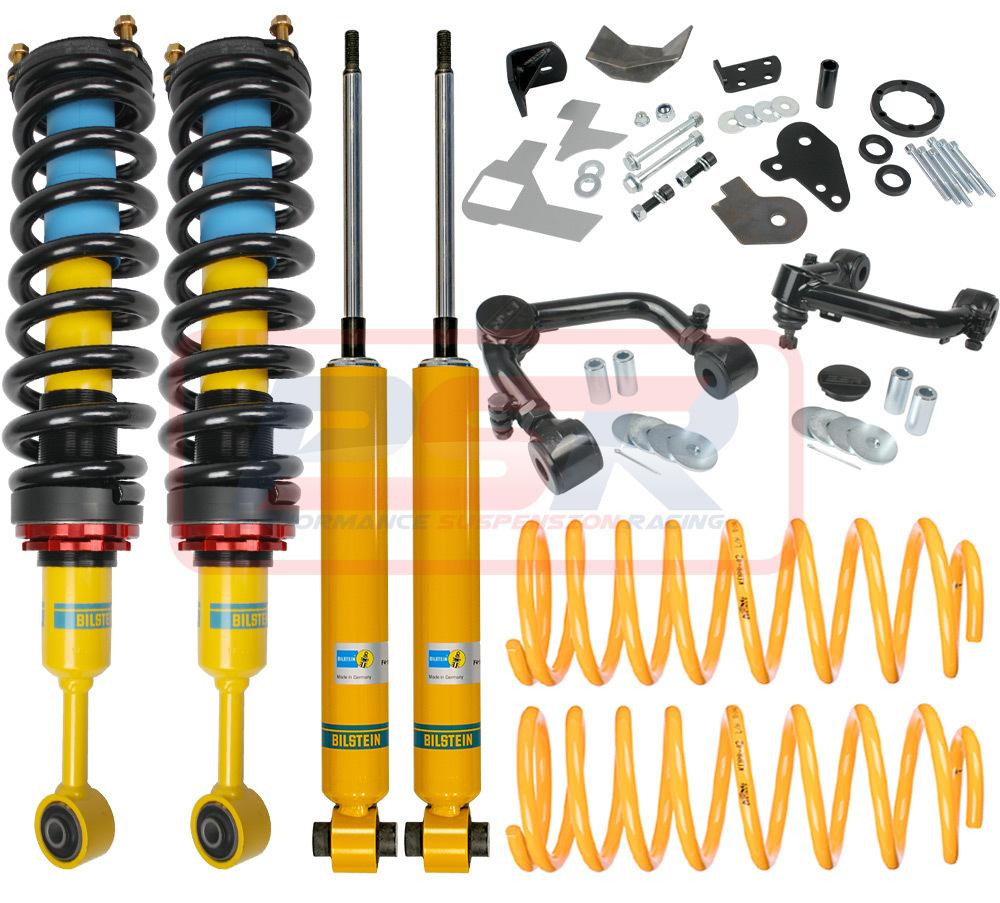 "Ford Everest UA Mk1 Bilstein 3-4-5"" Lift Kit FAF Automotive"
