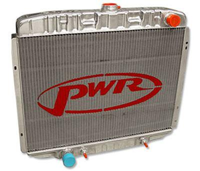 PWR Ford Radiator FAF Automotive