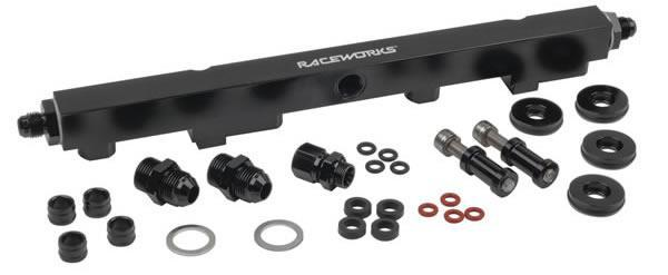 RACEWORKS SILVIA/180SX S13 SR20 FUEL RAIL FAF Automotive