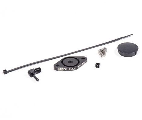 Radium Engineering 20-0356 Sound Symposer Delete Kit (Focus ST 2013+) FAF Automotive