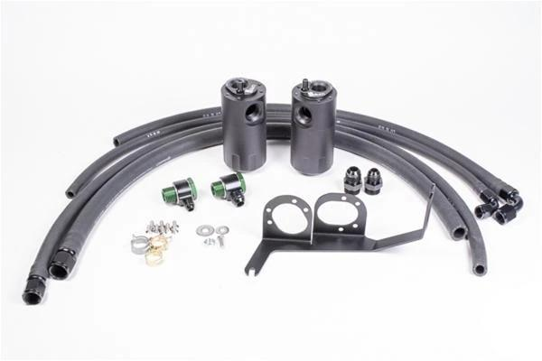 Radium Engineering Dual Catch Can Kit, 2015+ Subaru WRX