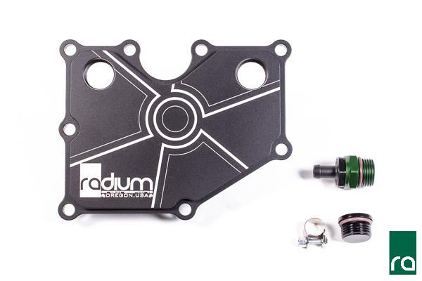 Radium PCV Baffle Plate, Ford EcoBoost and Mazda MZR OEM Configuration FAF Automotive