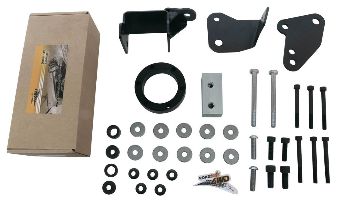 Roadsafe 4WD Diff Drop Kit (Ranger PX/BT-50/Everest) FAF Automotive
