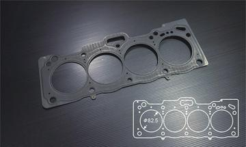 SIRUDA METAL HEAD GASKET(STOPPER) FOR TOYOTA 4AG(16V) Bore:82.5mm-1mm