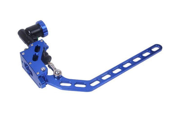 Solid Machined Hydraulic Handbrake FAF AUTO Blue