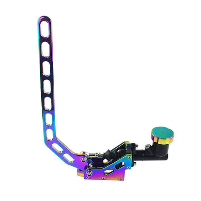 Solid Machined Hydraulic Handbrake FAF AUTO Neo Chrome