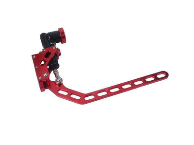 Solid Machined Hydraulic Handbrake FAF AUTO Red