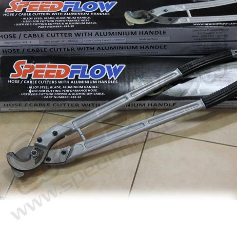 SPEEDFLOW -3 TO -20 HOSE CUTTING SHEARS