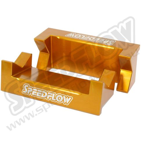 SPEEDFLOW BILLET ALUMINIUM VICE JAWS -8 TO -20 FAF Automotive